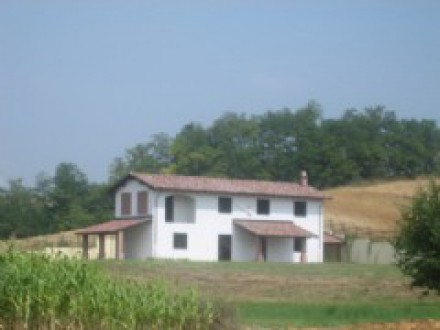 cottage and farmhouse near Alessandria